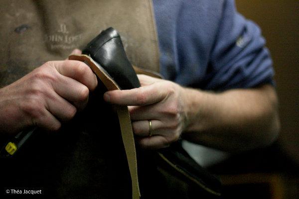 Chaussures Sur-Mesure Bruxelles - Paul Dascotte