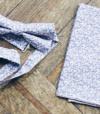 Accessoire Sur Mesure Cravates Noeud Pochette