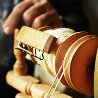 accessoire sur mesure doublure coton