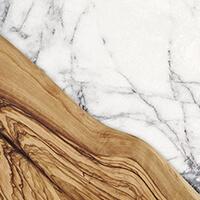 bar a patine matier marbre bois