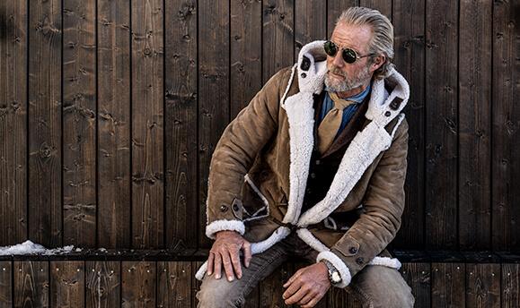 bespoke by manteau beige doudoune