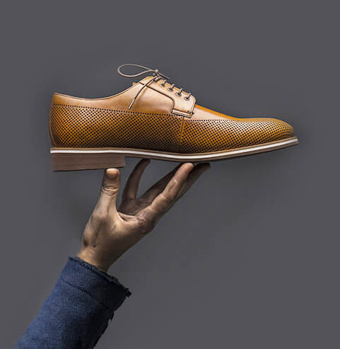 chaussure sur mesure chaussure