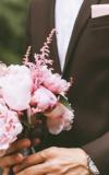 Costumes De Mariage Costume Brun