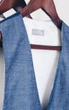 Costumes De Mariage Gilets Bleus