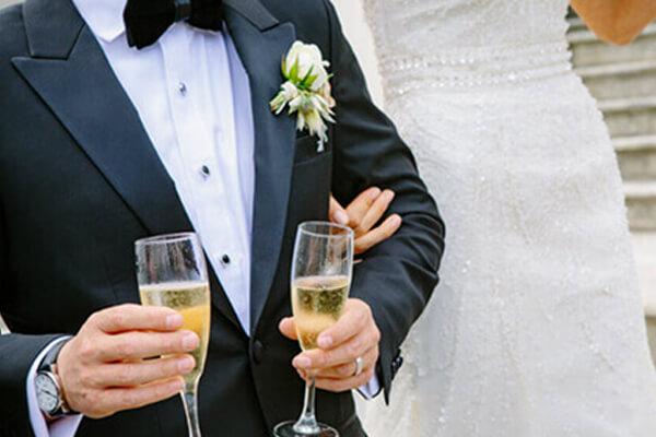 costumes de mariage jour j