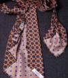 Cravate Calabrese 12 Plis