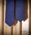 Cravate Calabrese Soie Imprime