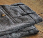 Pantalon Sportswear Sur Mesure Coton Cachemire