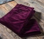 Pantalon Sportswear Sur Mesure Velours