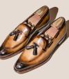Loafer Degrade Brun Mario Bemer